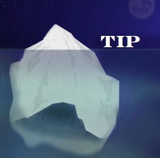 The Ingenesist Project analogy tip of the iceberg